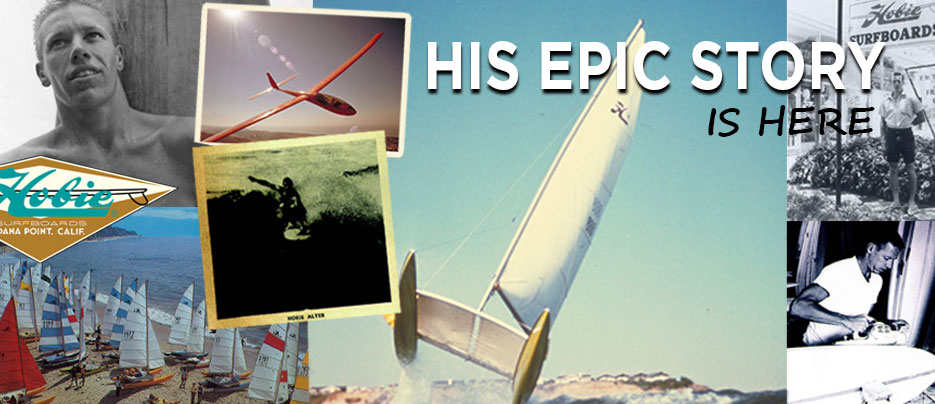 Hobie: Master of Wind, Water and Waves
